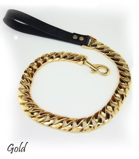 BeastChains® RoseGold Leash