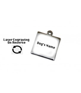 Custom Laser Engraved Tags